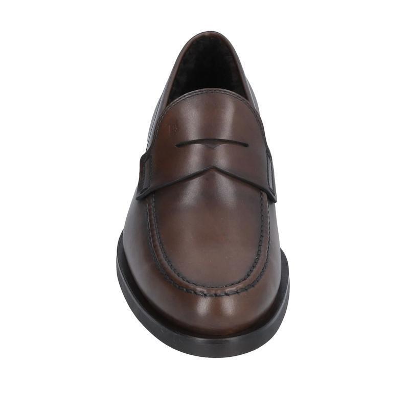 TOD'S トッズ モカシン ファッション  メンズファッション  メンズシューズ、紳士靴  モカシン ココア|1440|05