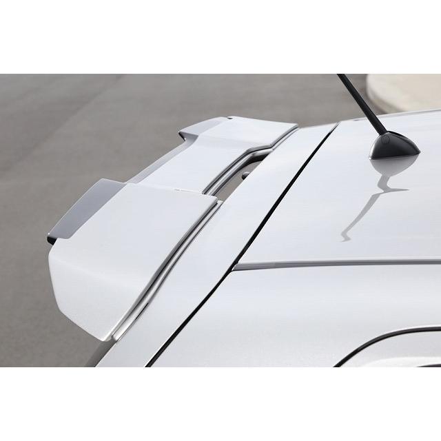 17RP Lightning RS·WORKS リヤエンドスポイラー    塗分け塗装込み(対応色ZVC·Z7T·ZVR·ZUZ·ZJ3)注文時にお好みの色分けをご記入下さい。