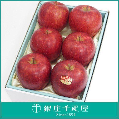 つがるりんご 6個入