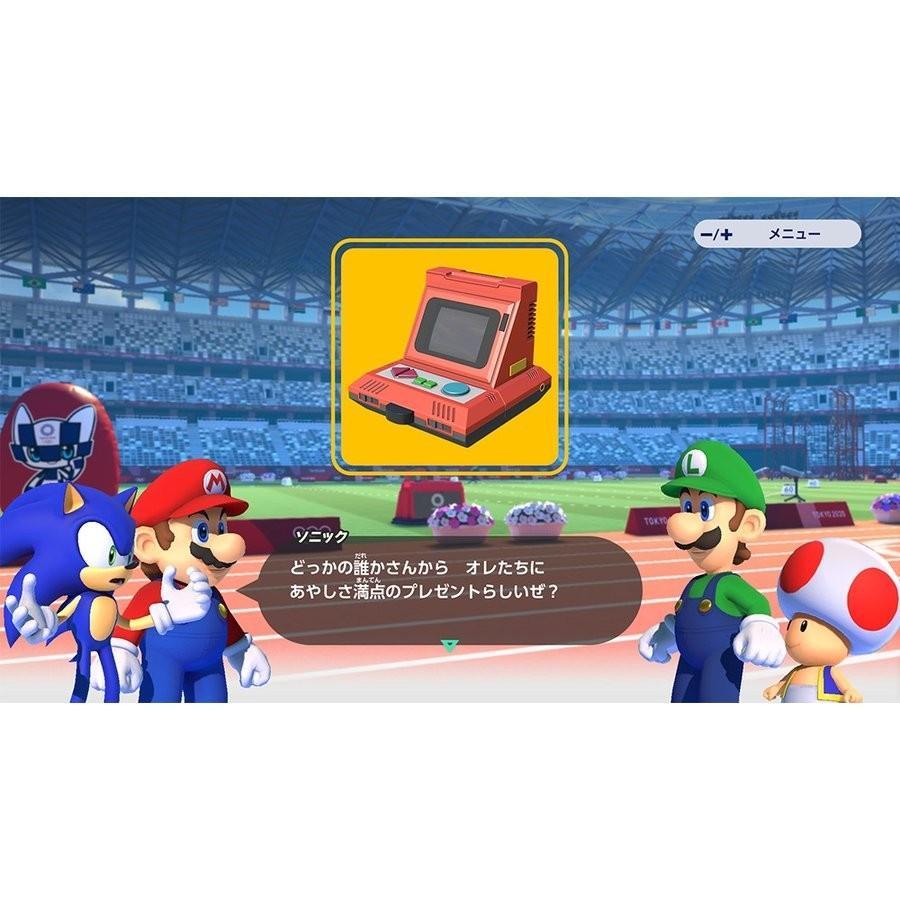 Switch マリオ&ソニックAT東京2020オリンピック(2019年11月1日発売)【新品】|1932|03