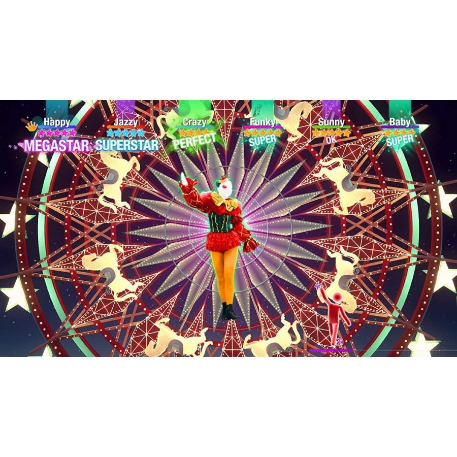 Switch ジャストダンス2021(2020年11月12日発売)【新品】 1932 02