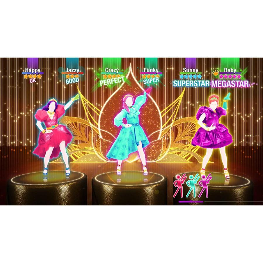 Switch ジャストダンス2021(2020年11月12日発売)【新品】 1932 05