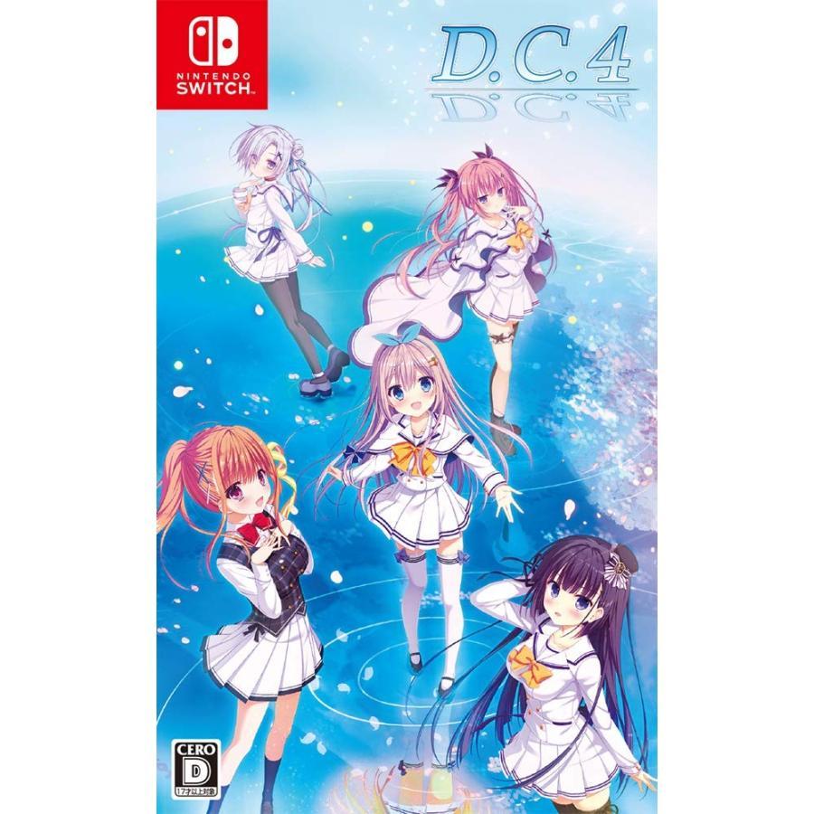 Switch D.C.4·ダ·カーポ4· 通常版(2019年12月19日発売)【新品】■