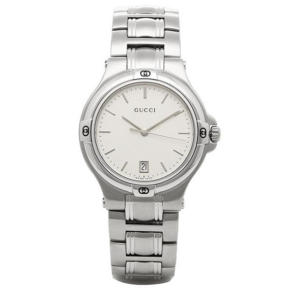 本物品質の グッチ GUCCI 時計 腕時計 時計 グッチ グッチ 時計 シルバー GUCCI 腕時計 YA090318 シルバー メンズ/レディース 腕時計 ウォッチ, オンラインショップ MOORE:598872c7 --- airmodconsu.dominiotemporario.com