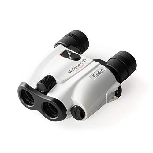 Kenko 防振双眼鏡 VC Smart コンパクト 12×21 12倍 21口径 フラット設計 撥水·撥油 フルマルチコーティング 031964..