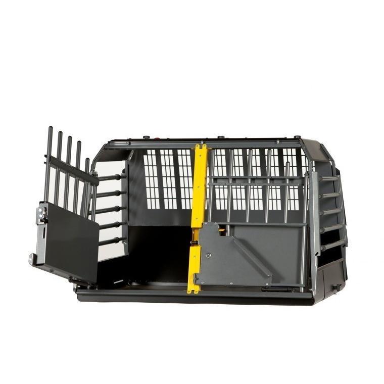 【送料無料】スウェーデン·MIM SAFEの安全性が高いドッグケージ【Vario Cage ダブルサイズ·XL】