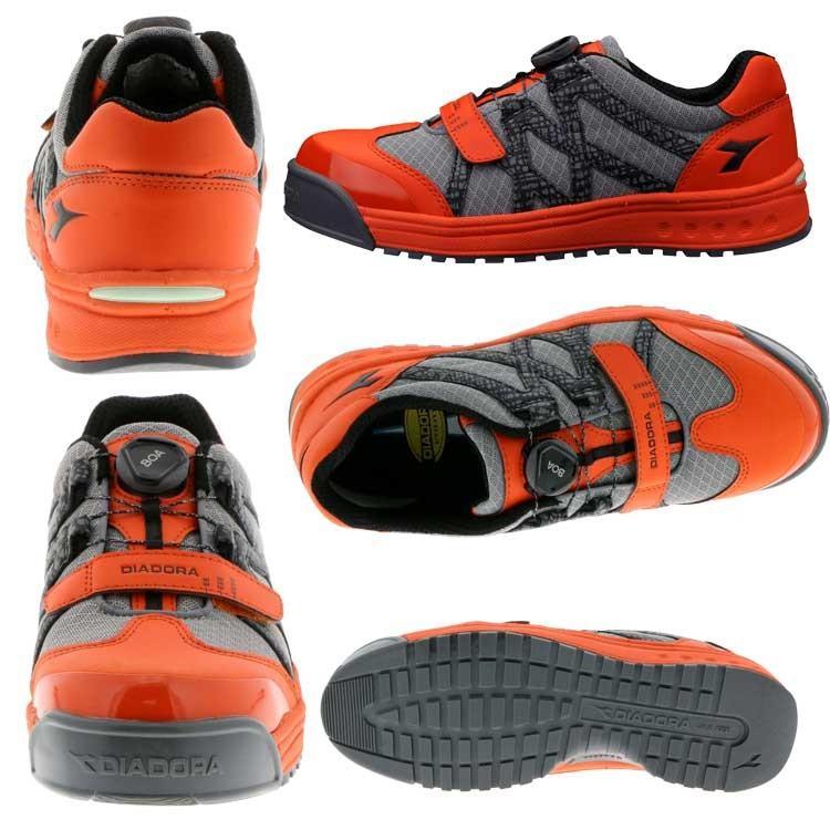 安全靴 DIADORA ディアドラ DONKEL ドンケル PIPIT ピピット PP228 PP818 PP114 フィンチ FINCH よりもソフトな履き心地 21248 03