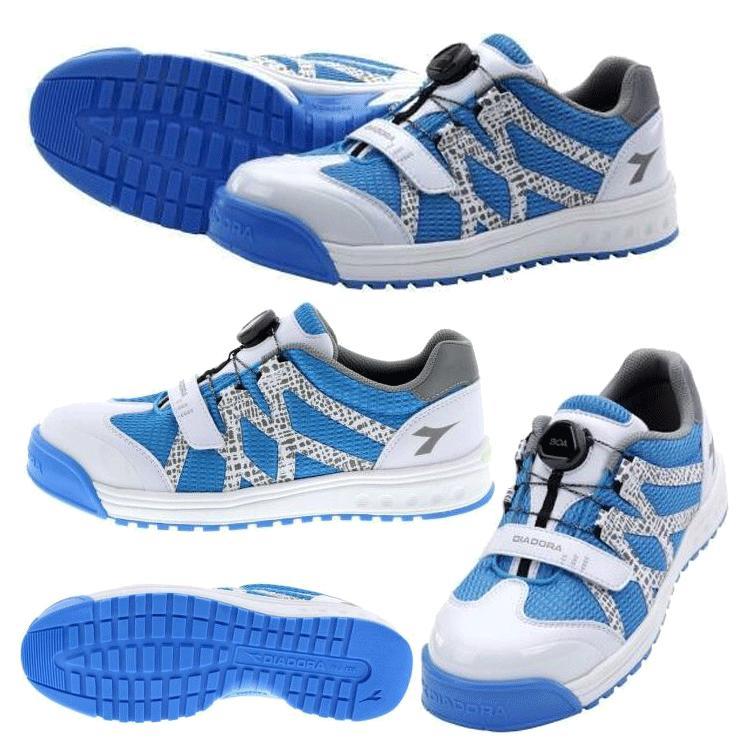 安全靴 DIADORA ディアドラ DONKEL ドンケル PIPIT ピピット PP228 PP818 PP114 フィンチ FINCH よりもソフトな履き心地 21248 04