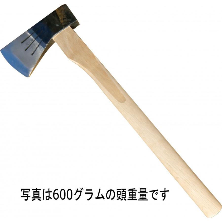 株アベ C3O マキ割 全鋼 (割斧) 900mm柄 頭重量 2.3kg (この商品は納期をメールいたします)