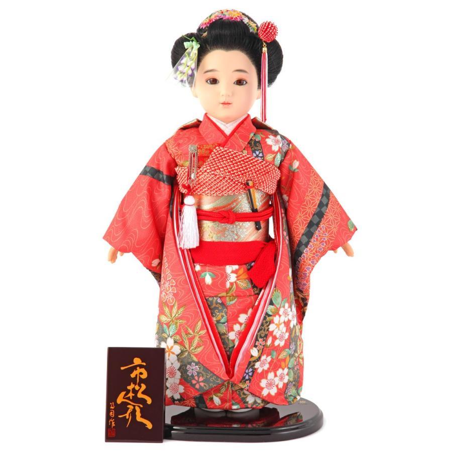 雛人形 ひな人形 市松人形 童人形 人形単品 公司作 13号 kj-130210-50b