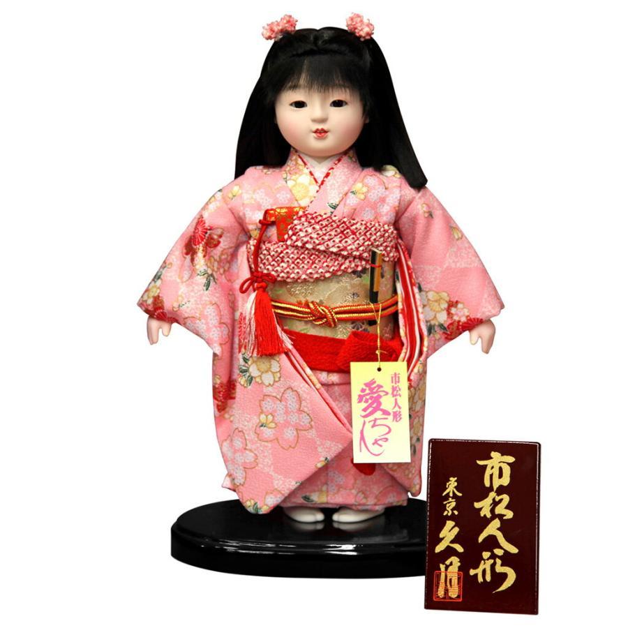 市松人形 友禅