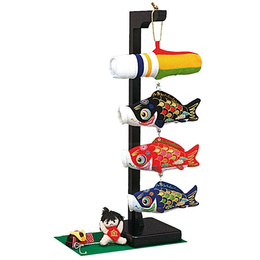 室内飾り 室内鯉のぼり 鯉幟つるし 金太兜