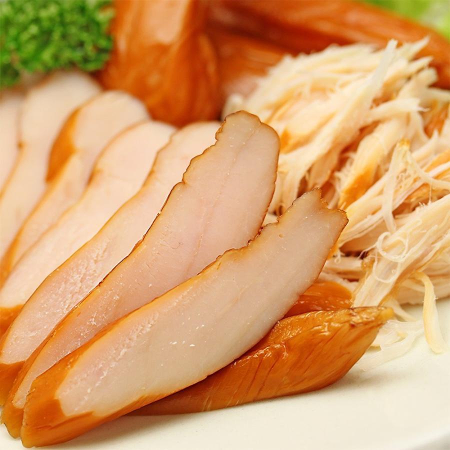 スモークササミ-130g スモークチキン 鶏ささみ燻製 筑波ハム 国産鶏  茨城県 特産品 名物商品|29886