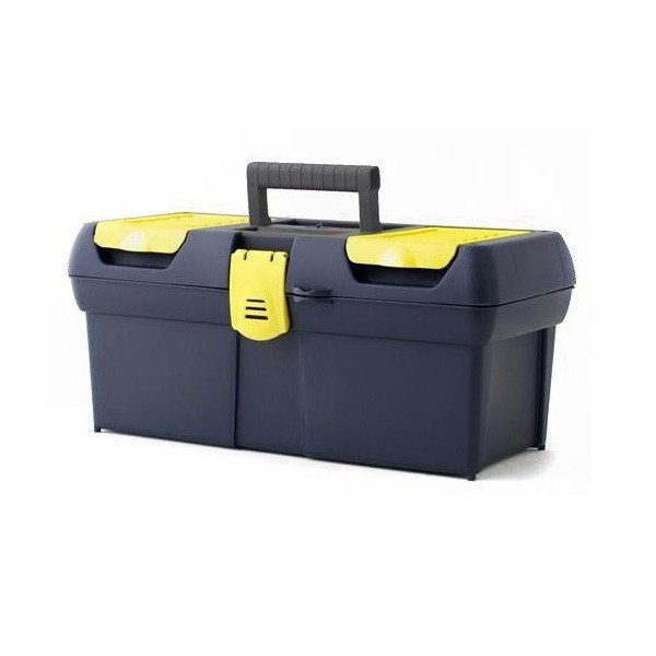 便利もん+ 016011R ツールボックス 40cm V939767 工具箱 BOX True Value トゥルーバリュー STANLEY WORKS スタンレー 2kanajin 03