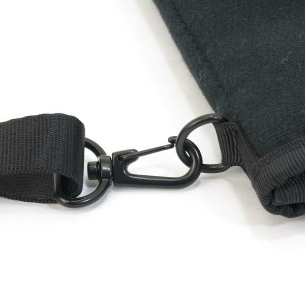 CHUMS チャムス ショルダーバッグ Mini Pouch ミニポーチ スウェット|2m50cm|05