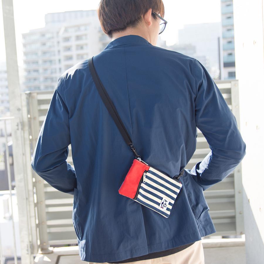 スマホポーチ チャムス CHUMS スマートフォン ショルダー Smart Phone Shoulder|2m50cm|11