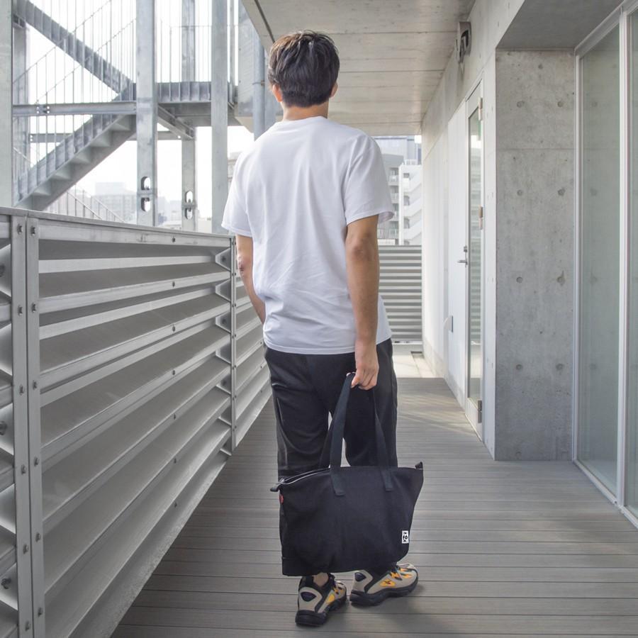 CHUMS チャムス トートバッグ Escalante Zipper Tote Bag エスカランテ ジッパー|2m50cm|10