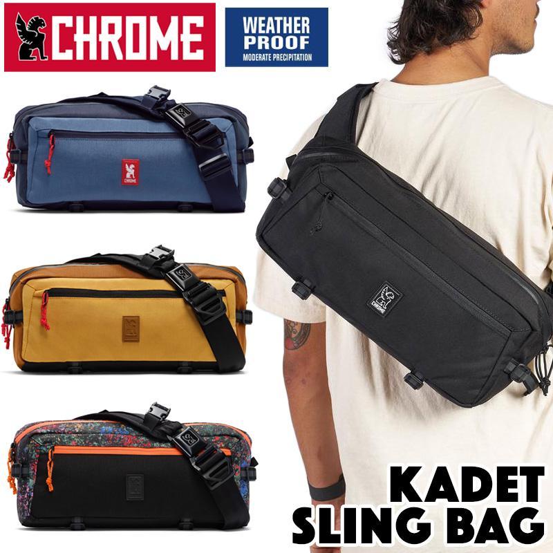 ボディバッグ CHROME クローム KADET SLING BAG カデット スリングバッグ|2m50cm