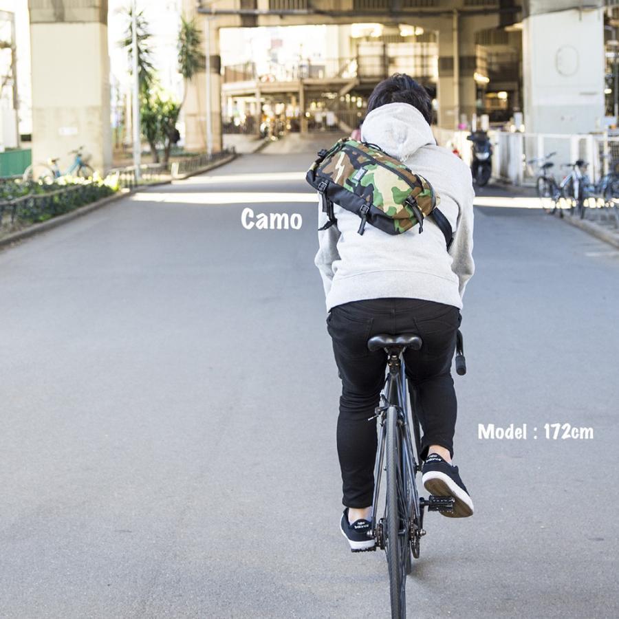 ボディバッグ CHROME クローム KADET SLING BAG カデット スリングバッグ|2m50cm|02
