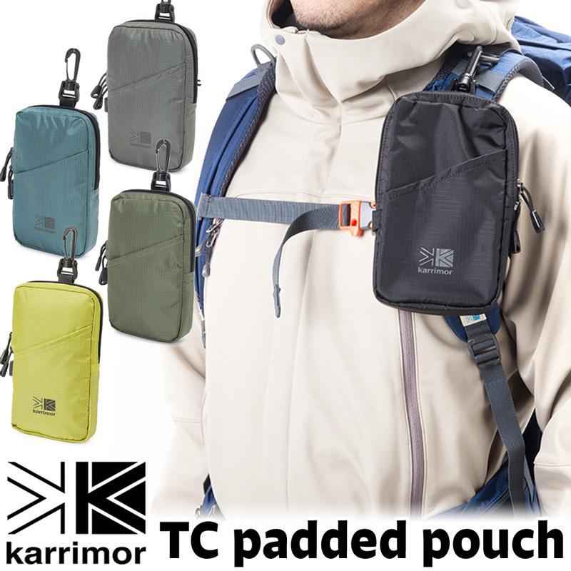 スマホケース カリマー karrimor Trek Carry Shoulder Pouch トレックキャリー ショルダーポーチ 2m50cm