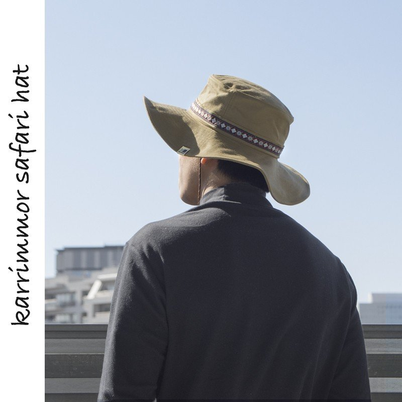 帽子 karrimor カリマー safari hat サファリ ハット|2m50cm|05