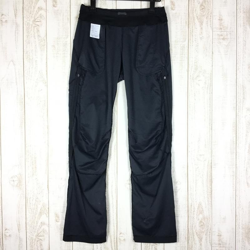【WOMEN's XS】アークテリクス Ws Solita Pant ソリタ パンツ ARCTERYX 13583 ブラック系 2ndgear-outdoor 08