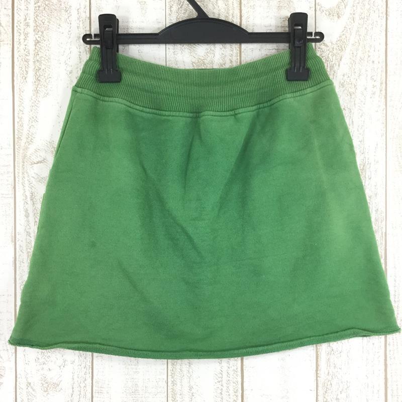 チャムス CHUMS スウェット ブッシュ スカート Sweat Bush Skirt  WOMEN's M グリーン系 2ndgear-outdoor 02