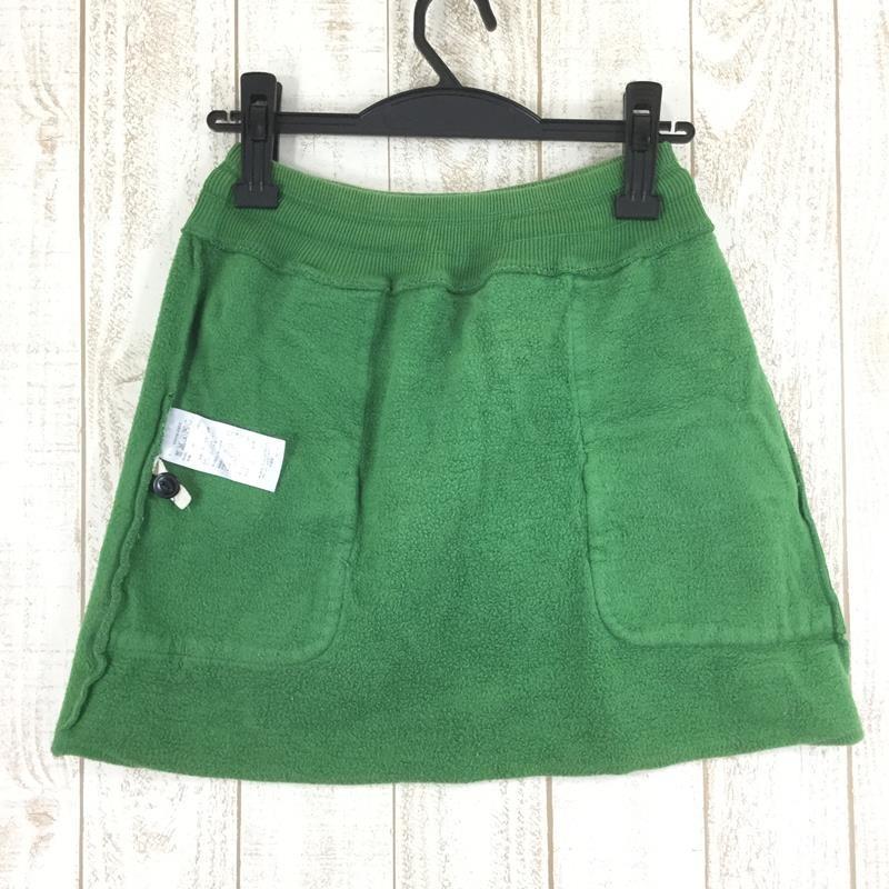 チャムス CHUMS スウェット ブッシュ スカート Sweat Bush Skirt  WOMEN's M グリーン系 2ndgear-outdoor 03