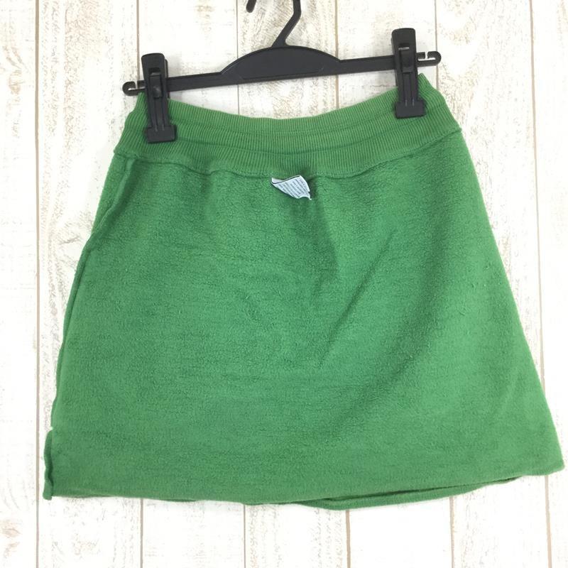 チャムス CHUMS スウェット ブッシュ スカート Sweat Bush Skirt  WOMEN's M グリーン系 2ndgear-outdoor 04