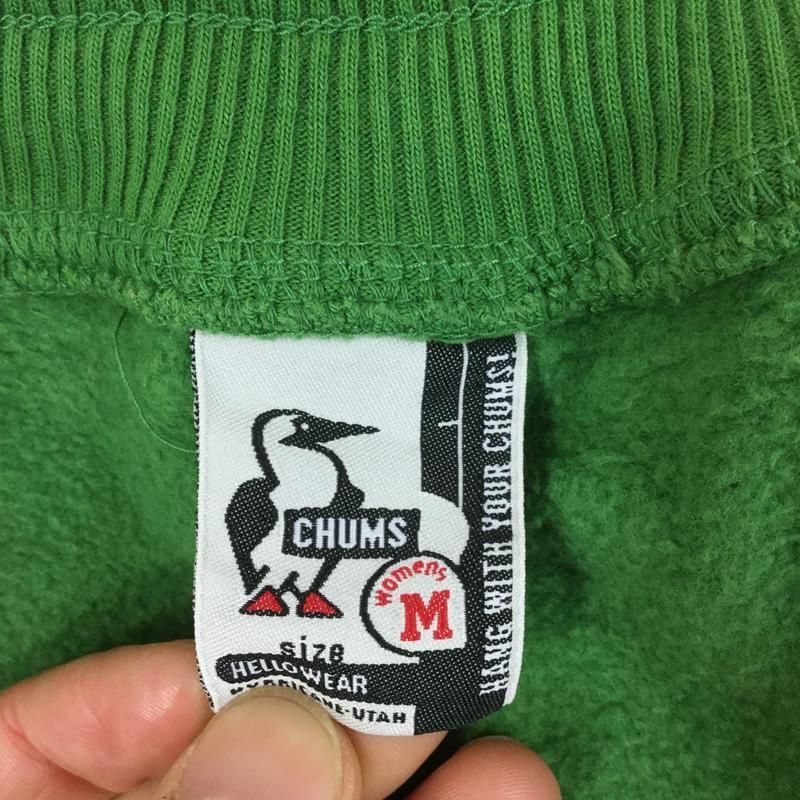 チャムス CHUMS スウェット ブッシュ スカート Sweat Bush Skirt  WOMEN's M グリーン系 2ndgear-outdoor 05