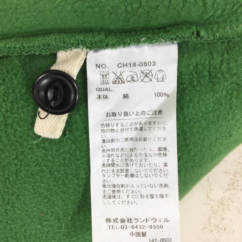 チャムス CHUMS スウェット ブッシュ スカート Sweat Bush Skirt  WOMEN's M グリーン系 2ndgear-outdoor 06