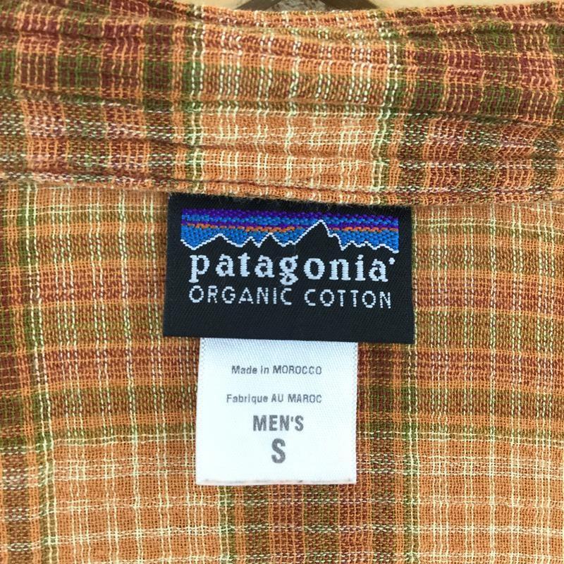 パタゴニア PATAGONIA エーシー シャツ AC SHIRTS  International MEN's S オレンジ系 2ndgear-outdoor 10