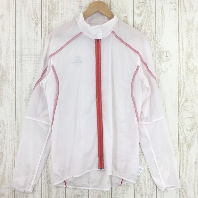 【MEN's M】サロモン S-LAB ライト ジャケット S-LAB LIGHT JKT SALOMON L36371700 ホワイト系 2ndgear-outdoor 08