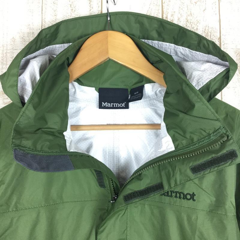 【MEN's M】マーモット ナノプロ プレシップ ジャケット NANO PRO PRECIP JACKET MARMOT M6J-S4120 480 2ndgear-outdoor 02