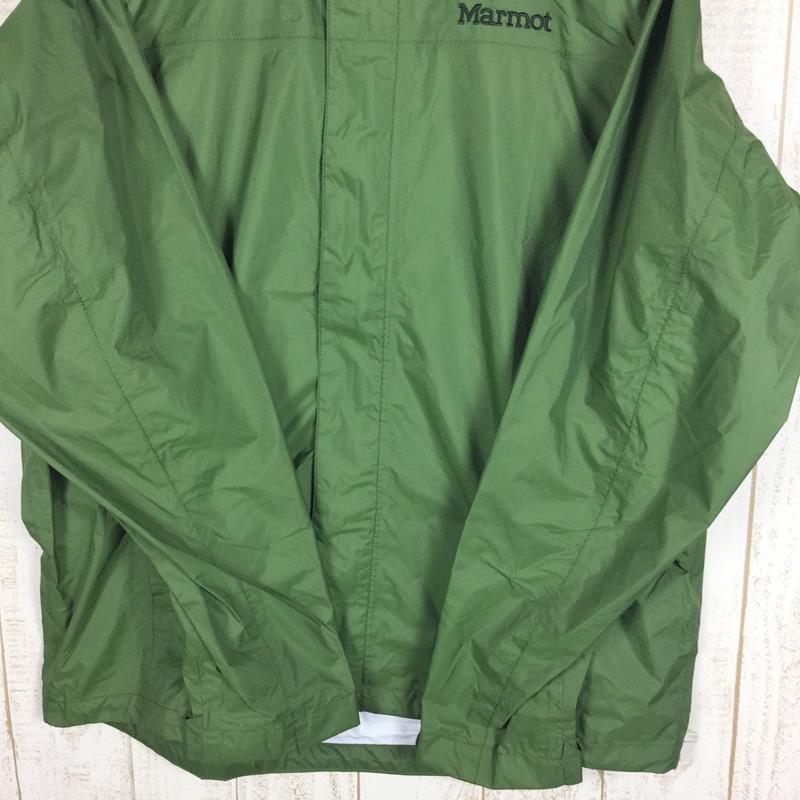 【MEN's M】マーモット ナノプロ プレシップ ジャケット NANO PRO PRECIP JACKET MARMOT M6J-S4120 480 2ndgear-outdoor 03