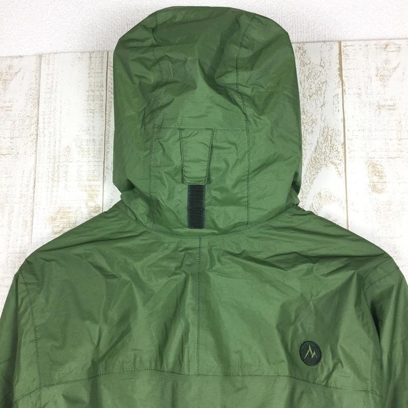 【MEN's M】マーモット ナノプロ プレシップ ジャケット NANO PRO PRECIP JACKET MARMOT M6J-S4120 480 2ndgear-outdoor 06