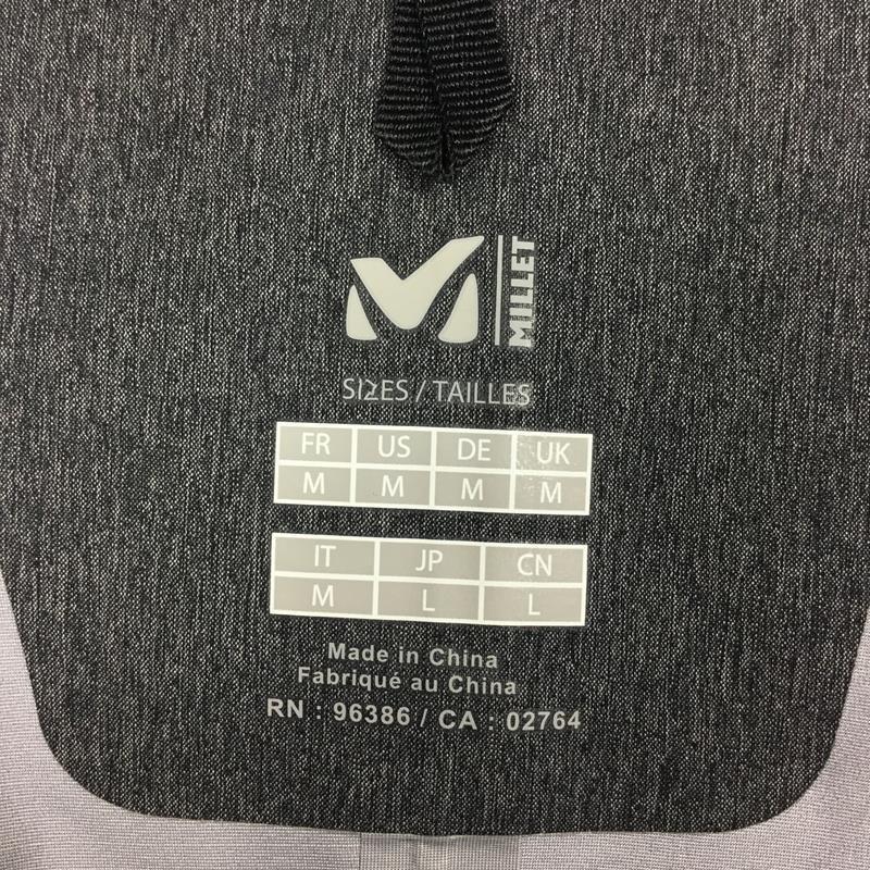 【MEN's M】ミレー ティフォン 50000 ストレッチ ジャケット ヘザー TYPHON 50000 STRETCH JKT HEATHER M|2ndgear-outdoor|10