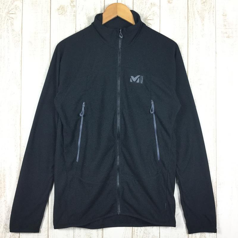 【MEN's M】ミレー K ライト グリッド ジャケット MILLET MIV8269 ブラック系|2ndgear-outdoor