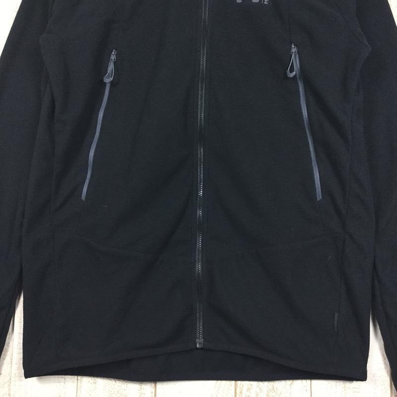 【MEN's M】ミレー K ライト グリッド ジャケット MILLET MIV8269 ブラック系|2ndgear-outdoor|04