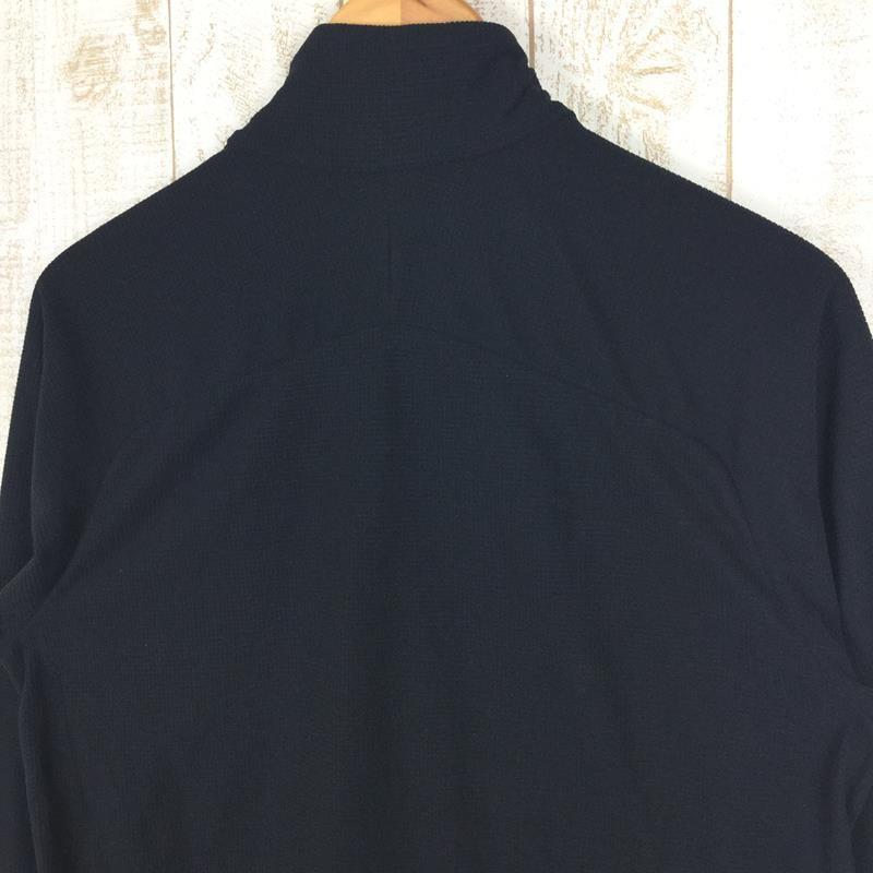 【MEN's M】ミレー K ライト グリッド ジャケット MILLET MIV8269 ブラック系|2ndgear-outdoor|07