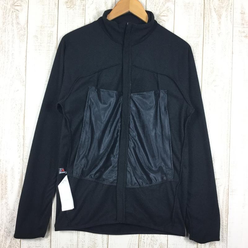 【MEN's M】ミレー K ライト グリッド ジャケット MILLET MIV8269 ブラック系|2ndgear-outdoor|08