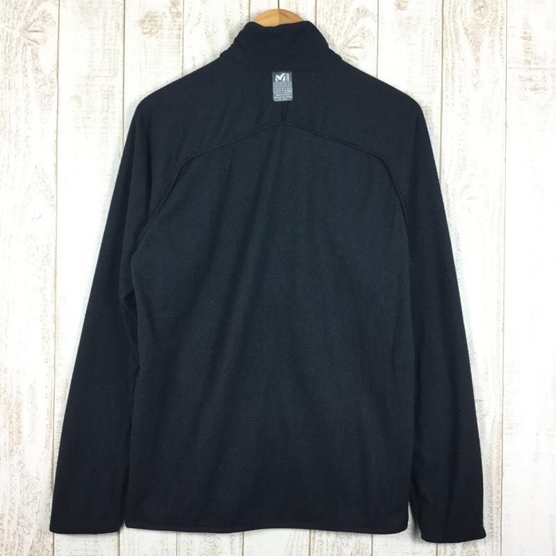 【MEN's M】ミレー K ライト グリッド ジャケット MILLET MIV8269 ブラック系|2ndgear-outdoor|09