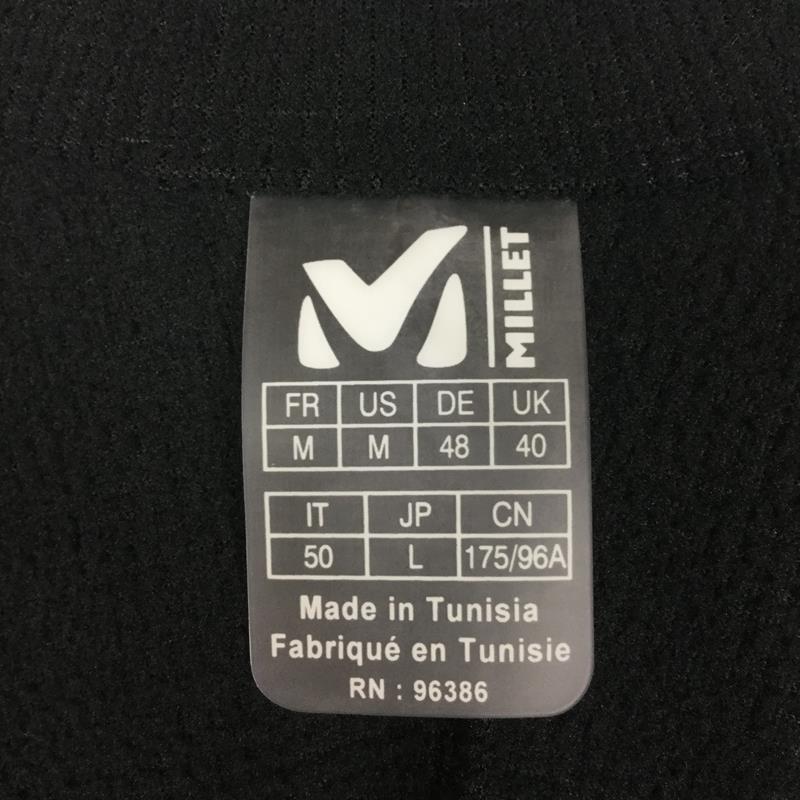 【MEN's M】ミレー K ライト グリッド ジャケット MILLET MIV8269 ブラック系|2ndgear-outdoor|10