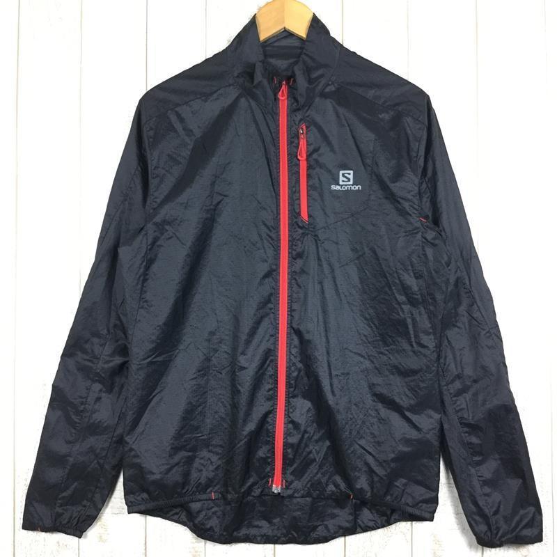 【MEN's M】サロモン ファスト ウィング ジャケット FAST WING JACKET ウィンドシェルジャケット SALOMON L392564|2ndgear-outdoor