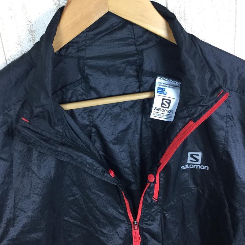【MEN's M】サロモン ファスト ウィング ジャケット FAST WING JACKET ウィンドシェルジャケット SALOMON L392564|2ndgear-outdoor|02