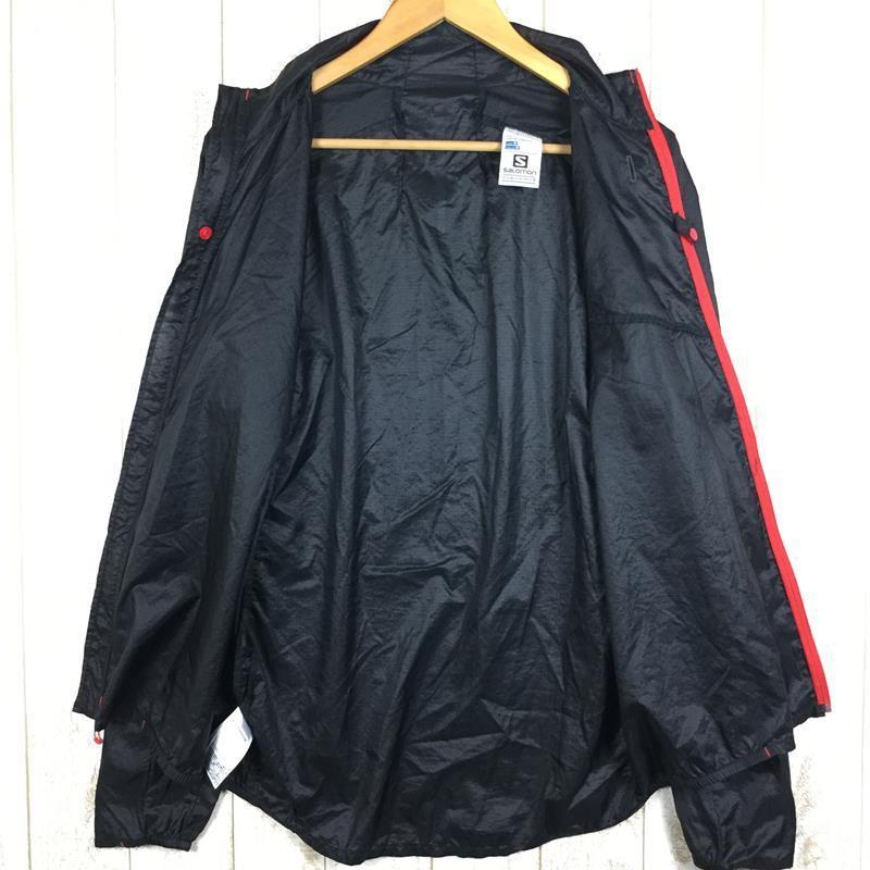【MEN's M】サロモン ファスト ウィング ジャケット FAST WING JACKET ウィンドシェルジャケット SALOMON L392564|2ndgear-outdoor|04