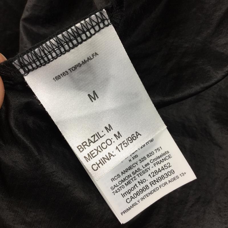 【MEN's M】サロモン ファスト ウィング ジャケット FAST WING JACKET ウィンドシェルジャケット SALOMON L392564|2ndgear-outdoor|05
