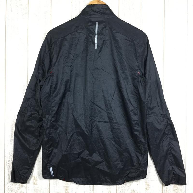 【MEN's M】サロモン ファスト ウィング ジャケット FAST WING JACKET ウィンドシェルジャケット SALOMON L392564|2ndgear-outdoor|07