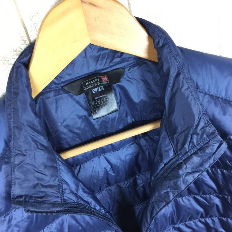 【WOMEN's L】ミレー ライト ダウン ジャケット MILLET MIV01185 ネイビー系 2ndgear-outdoor 02