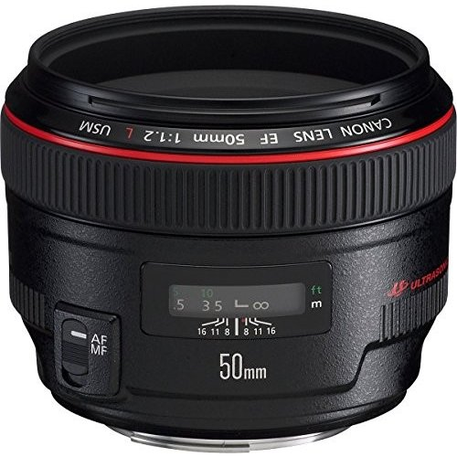 人気を誇る Canon 単焦点標準レンズ F1.2L EF50mm EF50mm F1.2L USM USM フルサイズ対応, ハーモネイチャー:5b471b5b --- grafis.com.tr